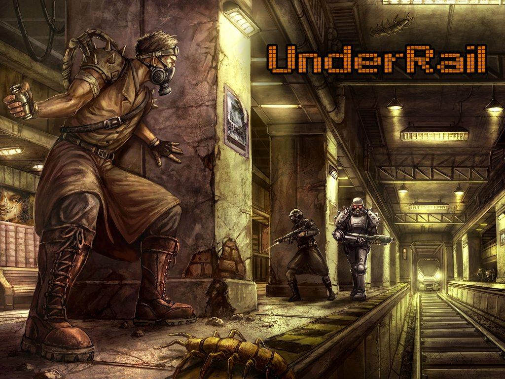 File:Cover art Jpg - Underrail Wiki